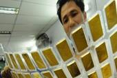 Gần 10.000 doanh nghiệp kinh doanh vàng miếng đóng cửa