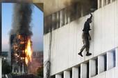 2 cách thoát khỏi nhà cao tầng đang cháy