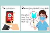 Từ vụ phơi nhiễm HIV: 4 cách sơ cứu người an toàn