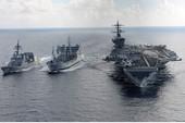 Ấn - Nhật - Mỹ tập trận lớn nhất lịch sử ở vịnh Bengal