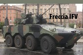 Sức mạnh xe chiến đấu bộ binh hàng đầu thế giới của Ý
