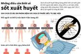 Những lưu ý quan trọng về bệnh sốt xuất huyết
