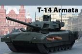 Siêu tăng hiện đại nhất của Nga T-14 Armata
