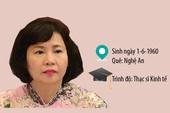 Con đường quan lộ của Thứ trưởng Hồ Thị Kim Thoa