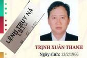 Hành trình trốn truy nã của Trịnh Xuân Thanh