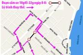 Cấm xe nhiều tuyến đường ở TP.HCM và lộ trình thay thế