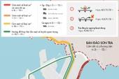 Cách đi tránh tuyến đường cấm ở Đà Nẵng dịp APEC