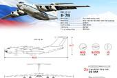 Tính năng vận tải cơ Nga chở hàng viện trợ tới Việt Nam