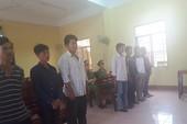 Cà Mau: 9 ngư dân hầu tòa vì... ăn trộm