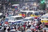Hà Nội: Giải tỏa tắc đường chỗ này lại bị chỗ khác
