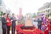 Khánh thành tuyến đường huyết mạch của quận Long Biên