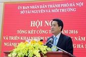 Chủ tịch Hà Nội: Cán bộ phải biết nở nụ cười với dân