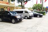 Hà Nội không nhận ô tô doanh nghiệp tặng