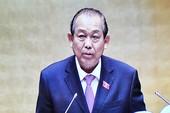 Kiên quyết bảo vệ chủ quyền của Việt Nam ở biển Đông
