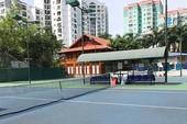 """Hà Nội: Sẽ xoá sổ sân tennis """"mọc"""" trong sân trường"""