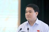Chủ tịch TP.Hà Nội: Phát triển khó tránh việc hạ cây