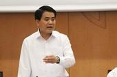 Ông Nguyễn Đức Chung:  Xử nghiêm vụ cấp giấy chứng tử