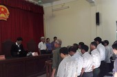 Thắt chặt an ninh tại phiên tòa xử 14 cán bộ ở Đồng Tâm