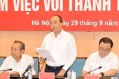 Thủ tướng: Hà Nội phải là điển hình thu hút người tài