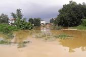 Hà Nội: Vỡ đê, nhiều nơi chìm trong nước