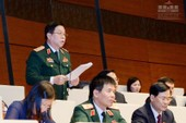 Bộ Quốc phòng đã kỷ luật cảnh cáo tướng Hoàng Công Hàm