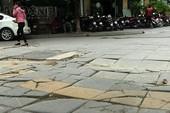Chủ tịch Hà Nội yêu cầu thanh tra việc lát đá vỉa hè