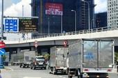 Thông tin ô nhiễm trên phố Sài Gòn dễ gây ngộ nhận