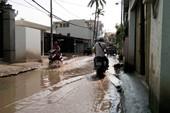 Tiền đâu chống ngập 1.430 tuyến hẻm ở Sài Gòn?