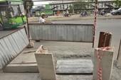 Báo cáo lại vụ lọt hố ga chết người ở Bình Tân