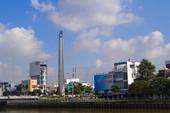 Giải mã hai tháp cao vút ở hai đầu Sài Gòn