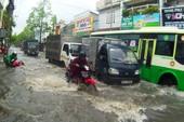 Những cảnh khó quên trong mùa mưa 2017 ở Sài Gòn