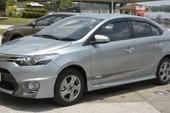 Toyota Vios 2013 đã bán tại Malaysia với giá từ 23 nghìn USD