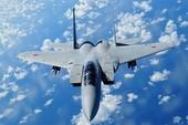 Nhật Bản sẽ nâng cấp các đơn vị chiến đấu cơ F-15J