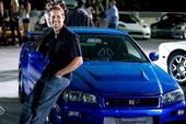 6 mẫu xe được Paul Walker yêu thích nhất