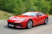 Ferrari F12 Berlinetta - cỗ máy tốc độ đáng mơ ước