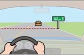 Căn khoảng trống khi lái xe