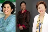 3 nữ doanh nhân Việt Nam được Forbes vinh danh
