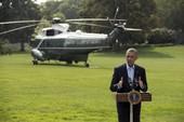 Tổng thống Mỹ Obama: Chiến dịch ở Iraq sẽ kéo dài vài tháng