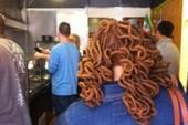 Những mốt tóc không... đụng hàng