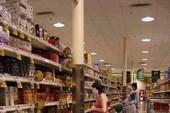 Dắt kangaroo đi siêu thị