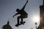 Những cú ngã đau đớn vì trượt ván
