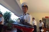 Mô hình tàu Kilo tham gia cuộc thi mô hình tàu chiến