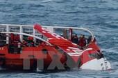 Indonesia tiến hành trục vớt phần thân máy bay QZ8501