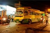 Hai ngày, hai vụ tai nạn xe buýt, người chết, người hoảng loạn