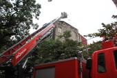 Cháy lớn tại quán karaoke ở Hà Nội