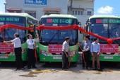 Đưa xe buýt mới về các xã Đất Thép Củ Chi