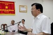 Phó Thủ tướng kiểm tra thực địa tại Cảng Hàng không Tân Sơn Nhất