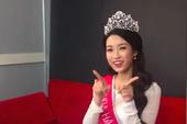 """Hé lộ giọng hát của Hoa hậu Mỹ Linh khi live """"Mình yêu nhau đi"""""""