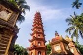 Chùa Trấn Quốc lọt top ngôi chùa đẹp nhất thế giới