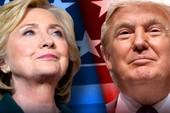 Sắc thái của Hillary và Trump xuyên suốt bầu cử Mỹ